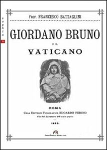 Giordano Bruno e il Vaticano