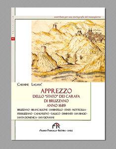 Apprezzo dello «Stato» dei Carafa di Bruzzano anno 1689
