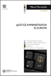 Ejustice amministrativa in Europa