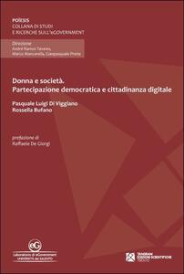 Donna e società. Partecipazione democratica e cittadinanza digitale