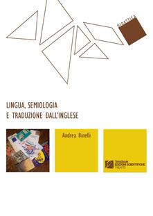 Listadelpopolo.it Lingua, semiologia e traduzione dall'inglese Image