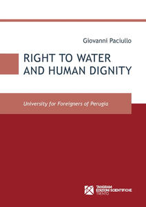 Right to water and human dignity