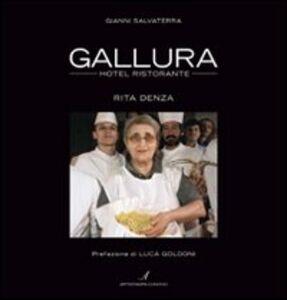 Gallura hotel ristorante. Rita Denza. Ediz. italiana e inglese