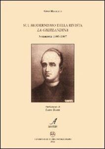 Sul modernismo della rivista La Ghirlandina. Nonantola 1906-1907
