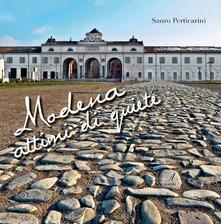 Modena, attimi di quiete
