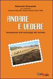 Copertina  Andare e vedere : introduzione alla sociologia del turismo