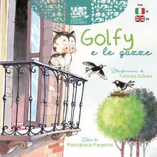 Winniearcher.com Golfy e le gazze. Ediz. italiana e inglese Image