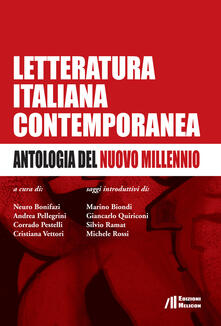 Antondemarirreguera.es Letteratura italiana contemporanea. Antologia del nuovo millennio Image
