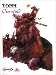 Osteriacasadimare.it Sulle rotte dell'immaginario. Vol. 5: Orientali. Image