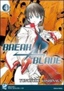 Break blade. Vol. 4