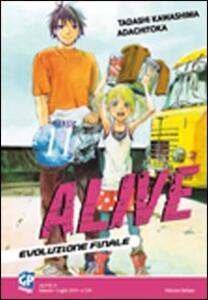 Alive. Evoluzione finale. Vol. 11