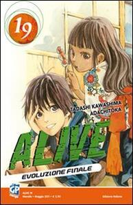 Alive. Evoluzione finale. Vol. 19