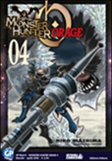 Winniearcher.com Monster Hunter Orage. Vol. 4 Image