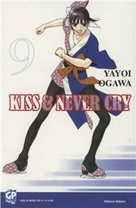 Kiss & never cry. Vol. 9