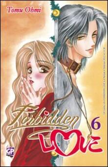 Listadelpopolo.it Forbidden love. Vol. 6 Image