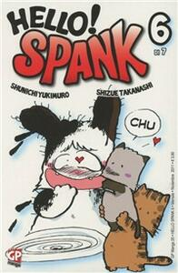Hello Spank. Vol. 6