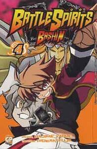 Battle spirits Bashin. Vol. 4