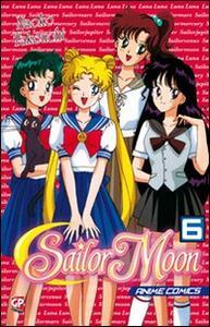 Sailor Moon. Anime comics. Vol. 6