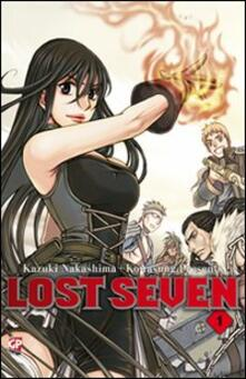 Radiosenisenews.it Lost seven. Vol. 1 Image