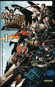 Lpgcsostenible.es Monster Hunter Episode. Vol. 1 Image