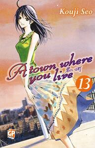 Town where you live (A). Vol. 13