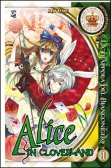 Ipabsantonioabatetrino.it Alice in Cloverland. Vol. 1 Image