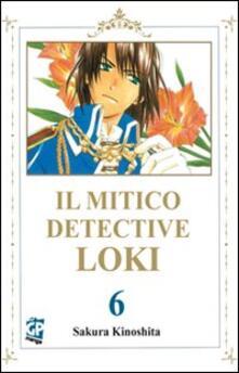 Winniearcher.com Il mitico detective Loki. Vol. 6 Image