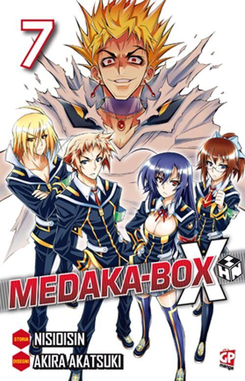Medaka box. Vol. 6