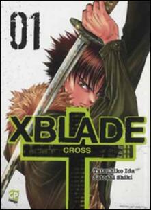 Scacciamoli.it X-Blade cross. Vol. 1 Image