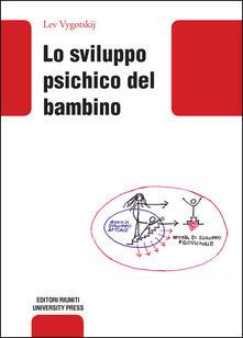 Parcoarenas.it Lo sviluppo psichico del bambino Image