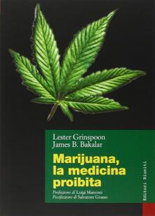 Premioquesti.it Marijuana, la medicina proibita Image