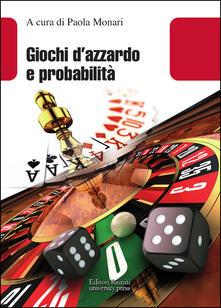 Giochi d'azzardo e probabilità