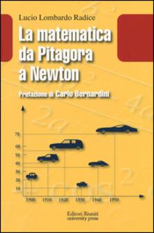 Listadelpopolo.it La matematica da Pitagora a Newton Image