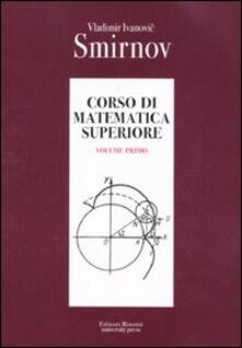 Ipabsantonioabatetrino.it Corso di matematica superiore. Vol. 1 Image