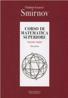 Promoartpalermo.it Corso di matematica superiore. Vol. 3\1 Image