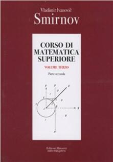 Ascotcamogli.it Corso di matematica superiore. Vol. 3\2 Image