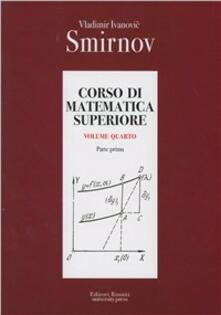Equilibrifestival.it Corso di matematica superiore. Vol. 4\1 Image