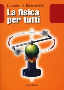 La fisica per tutti.pdf