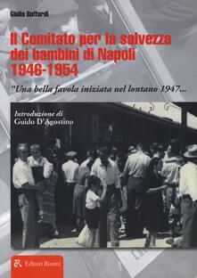 Atomicabionda-ilfilm.it Il comitato per la salvezza dei bambini di Napoli 1946-1954 «Una bella favola iniziata nel lontano 1947...» Image