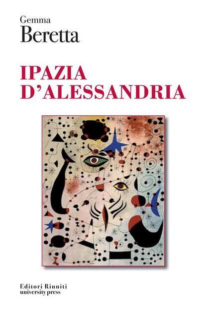 Ipazia d'Alessandria - Gemma Beretta - ebook