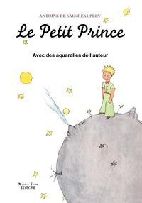 Le Le Petit Prince avec des aquarelles de l'auteur - Saint-Exupéry Antoine de - wuz.it