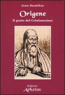 Grandtoureventi.it Origene. Il genio del Cristianesimo Image