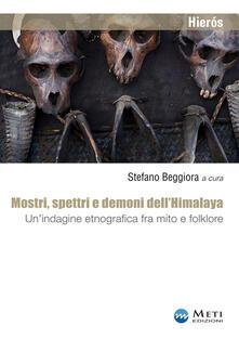 Daddyswing.es Mostri, spettri e demoni dell'Himalaya. Un'indagine etnografica fra mito e folklore Image
