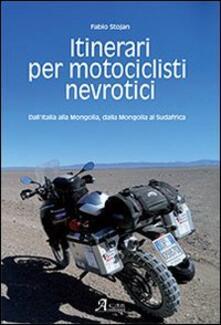 Camfeed.it Itinerari per motociclisti nevrotici Image