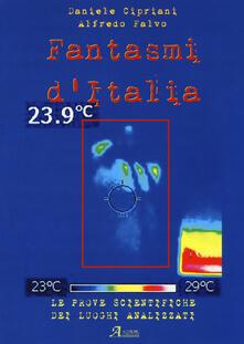 Antondemarirreguera.es Fantasmi d'Italia. Le prove scientifiche dei luoghi analizzati Image