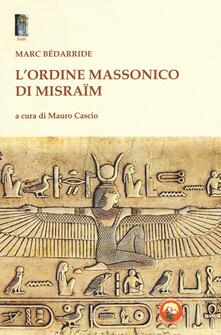 L Ordine massonico di Misraïm.pdf