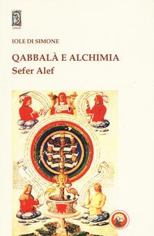 Filmarelalterita.it Qabbalà e alchimia. Sefer Alef Image