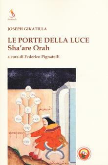 Camfeed.it Le porte della luce. Sha'are Orah Image