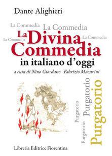 La Divina Commedia in italiano doggi. Purgatorio.pdf