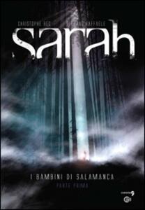 Sarah. I bambini di Salamanca